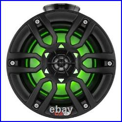 Pair of DS18 HYDRO 6.5 600W 4 Ohm Wakeboard Pod Tower Speakers NXL-PS6RD
