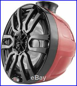 Pair of DS18 HYDRO 8 750W 4 Ohm Wakeboard Pod Tower Speakers NXL-PS8R