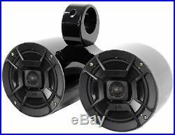 Polk Audio Dual 6.5 300 Watt Marine Boat Wakeboard Tower Speakers