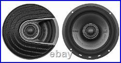 Polk Audio Dual 6.5 600 Watt Marine Boat Wakeboard Tower Speakers