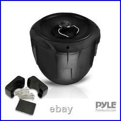 Pyle PLMRB65 6.5 200W 2 Way Wake Board Tower Marine Speakers Pair ExDemo