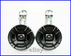 Quick Rotatable Wakeboard Speaker Polk DB652 300Watt Marine Speaker Installed