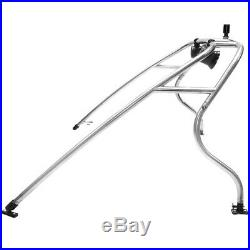 Rinker Boat Wakeboard Tower 210 Extreme Stainless Steel w / Speakers