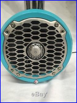 Rockford Fosgate M262B-WAKE 6.5 Marine Wakeboard Tower Speakers 6-1/2