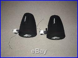 Rockford Fosgate M282-WAKE 200 Watt 8 Marine Wakeboard Tower Speakers
