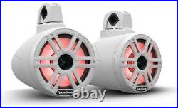 Rockford Fosgate M2wl-8h White 8 Marine Boat Wakeboard Tower Speakers New