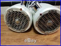 Rockford Fosgate Marine Audio Wakeboard Tower Speakers