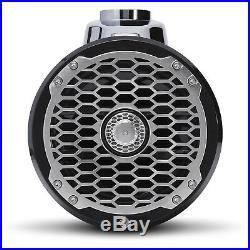 Rockford Fosgate PM2652W-B Punch Marine 6.5 Wakeboard Tower Speaker Black