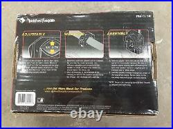 Rockford Fosgate PM2652W-MB Marine Mini Wakeboard Tower Speakers clamps covers