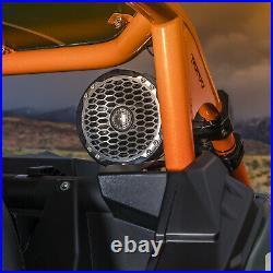 Rockford Fosgate PM2652W-MB Punch Marine 6.5 Mini Wakeboard Tower Speaker Black
