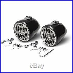 Rockford Fosgate PM2652W-MB Punch Marine 6.5 Mini Wakeboard Tower Speakers NEW