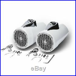 Rockford Fosgate PM2652W Punch Marine 6.5 Wakeboard Tower Speaker (Pair) 340w
