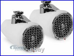 Rockford Fosgate PM2652W Punch Series 170W 6.5 Wakeboard Tower Speaker White