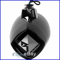Rockford Fosgate PM282HW-B 600W 8 Punch Wakeboard Tower Speaker with Horn Tweeter