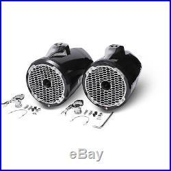 Rockford Fosgate PM282HW-B Punch Marine 8 Wakeboard Tower Speaker Horn Tweeter