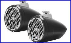 Rockford Fosgate PM282WB 8 Wakeboard Tower Speakers Black