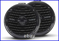 Rockford Fosgate RM1652WMB 6.5 Prime Marine Wakeboard Tower Speaker, Black
