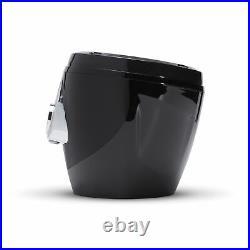 Rockford Fosgate RM1652W-MB Black Prime 6.5 Mini Wakeboard Tower Marine Speaker