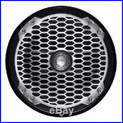 Rockford PM282B 8 Inch Wakeboard Tower Speakers with Horn Tweeter