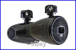 SPORT8Pro, 8 High Performance, Best Marine Wakeboard Tower Speakers, with RG