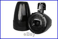 SPORT8-Bi, Power Sports 8 High Performance Best Marine Wakeboard Tower Speakers
