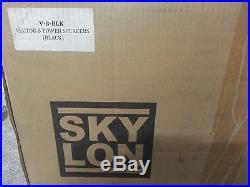 Skylon Boat Wakeboard Vector HLCD Tower Speakers Black 6169401-BLK