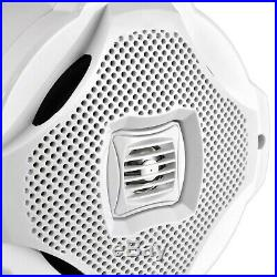 Two-way Marine Wakeboard Tower Speaker 6.5 500 Watt Mid Range Audio Weatherp