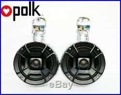 Wakeboard Tower Quick Rotatable 6.5 Speaker Polk DB652 300Watt Marine Speaker