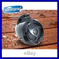 Waterproof Dual Wakeboard Tower Speakers 100W RMS/200W Peak Power Output 4 UTV/