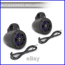Waterproof Rated Bluetooth Marine Tower Speakers Wakeboard Subwoofer Speaker